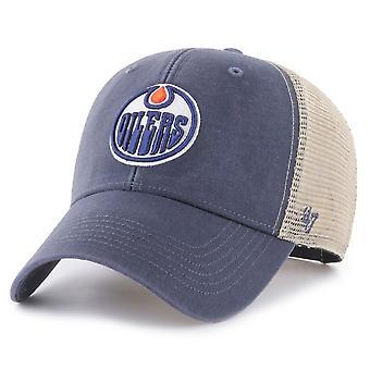 47 Brand Trucker Cap - MVL VLAGGENSCHIP Edmonton Oilers vintage