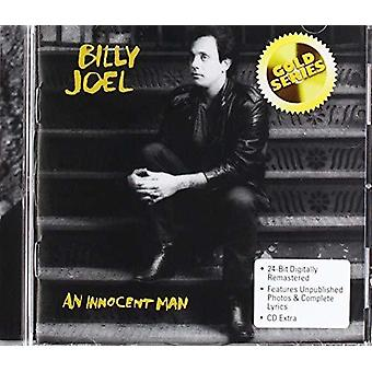 An Innocent Man (Gold Series) [CD] USA import