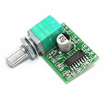 Pam8403 Mini digitale eindversterker board met potentiometer