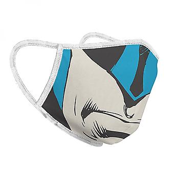Batman Character Costume Print Face Mask