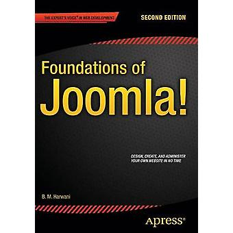 Foundations of Joomla! by Bintu Harwani - 9781484207505 Book