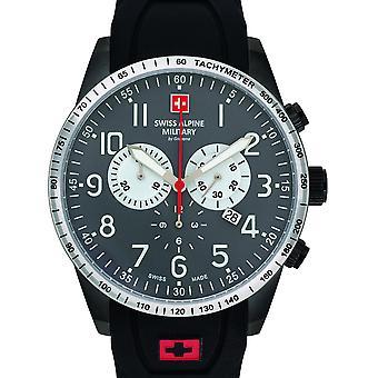 Mens Watch Swiss Military 7082.9878, Quartzo, 45mm, 10ATM