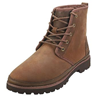 UGG Harkland Mens Casual Boots in Grizzly