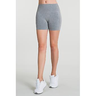 Jerf Womens Aruba Grey Seamless Shorts