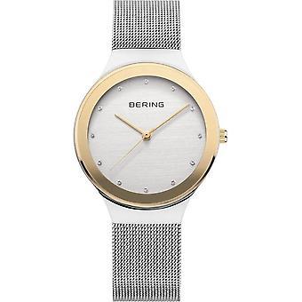 ברינג - שעון יד - נשים - קלסי - כסף מבריק - 12934-010