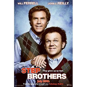 Step Brothers Movie Juliste Tulosta (27 x 40)
