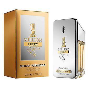 Paco Rabanne 1 Miljoen Lucky Eau de Toilette Spray 50ml