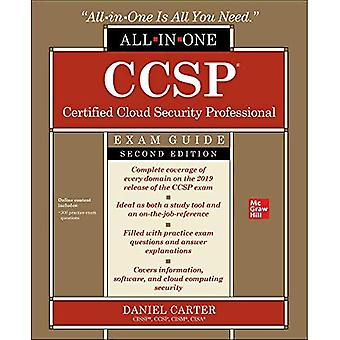 CCSP Certified Cloud Security Professional All-in-One-eksamensvejledning, 2.
