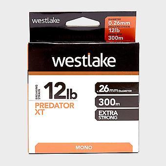 Νέο ς Westlake lure mono 10Lb 300M 26mm μαύρος