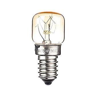 10X Pack E14 15W 240V Himalayan Salt Lamp Light Clear Globe Bulbs