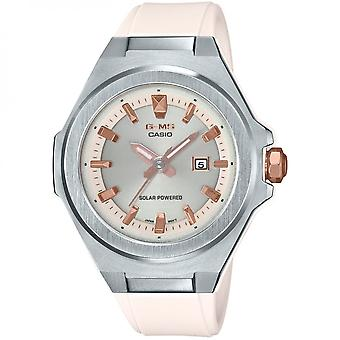 G-Shock MSG-S500-7AER Baby-G Blush Pink G-MS Collection Wristwatch