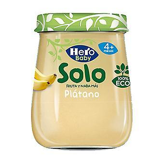 Pot of Banana Eco Hero Baby Solo 120 g