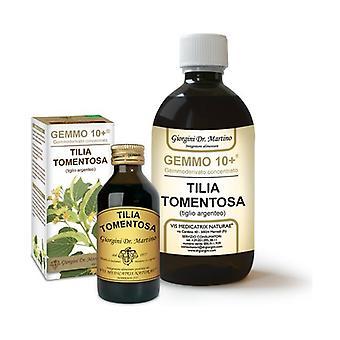 TIGLIO ARG LIQ ANAL GEMMO 10+ 100 ml