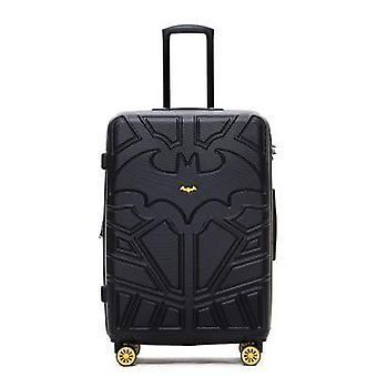 20/24 inches tegneserie superhelt Batman rullende bagasje spinner reise koffert