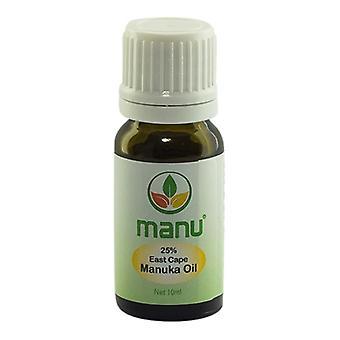 East Cape Manuka Oil 25% - Manuka and Essential Oil Blend