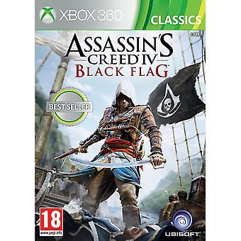 アサシン&アポス、s クリードIVブラックフラッグクラシックエディションXbox 360ゲーム