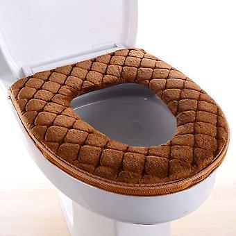 Zachte warme dikker toiletstoelen covers