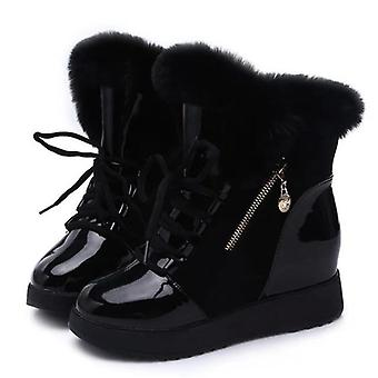 Platform Winter Shoes Women Snow Boots Platform Keep Warm Ankle Winter Boots