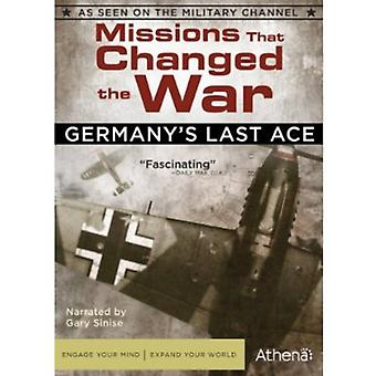 Missions That Changed the War [DVD] Usa:n tuonti