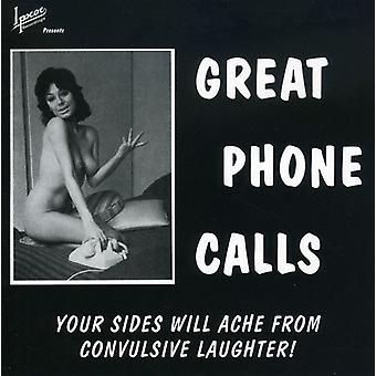 Neil Hamburger - Great Phone Calls [CD] USA import