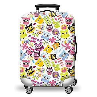 Impression de feuille de protecteur de bagages