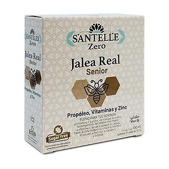 Royal Jelly Senior with Propolis, Vitamins and Zinc 10 vials