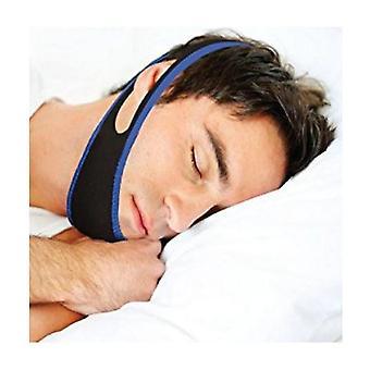 Einstellbare Chin Strap Jaw Brace Anti Schnarchen Schlaf Schnarchen Hilfsgerät