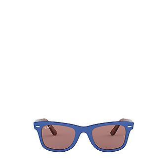 Ray-Ban RB2140 blue unisex sunglasses
