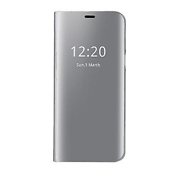 Samsung Galaxy S8 Clear View Folio Fall - Silber