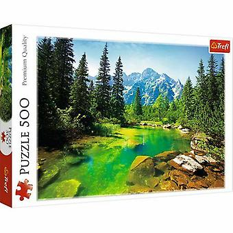 Trefl tatra mountains 500 pieces puzzle premium quality