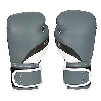 Elion Paris Elegant Boxing Gloves Grey/Black/White
