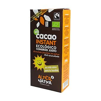 Instant Organic Cocoa (Fair Trade) 250 g of powder