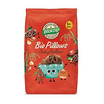 Ekologiska Choco Hasselnötskuddar 300 g