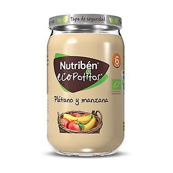 Eco Potito of Banana and Apple 235 g