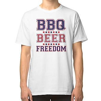 Bbq Beer Freedom T shirt Bbq Beer Freedom Bbq Beer Freedom Bbq Beer Freedom