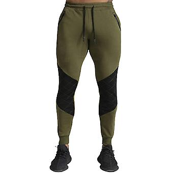 Męskie&S Moda Fitness Spodnie sportowe M82