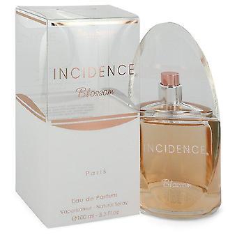 Incidence Blossom Eau De Parfum Spray By Yves De Sistelle 3.3 oz Eau De Parfum Spray