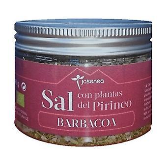 Organic coarse salt for Barbecue 80 g