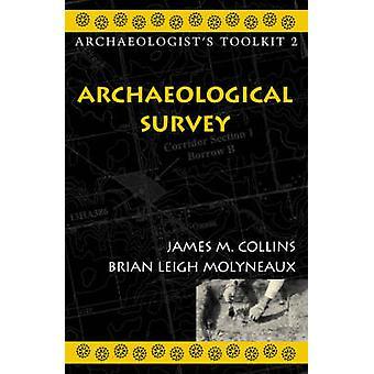 James M. Collinsin arkeologinen tutkimus - 9780759100213 Kirja