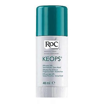 Roc 2 X Roc Keops Deodorant Stick - 24 Hr