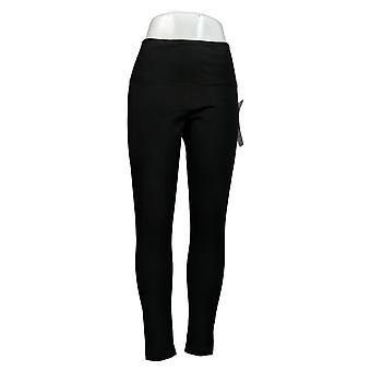 Vrouwen met Controle Leggings Buikcontrole Geen Zijnaad Zwart A366538
