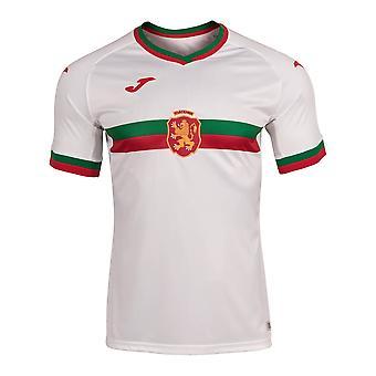 2020-2021 Bulgaria Home Shirt