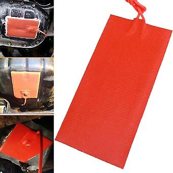 Heat Silicone Heater Pad, Car Fuel Engine, Oil Tank Tool, Heating Mat Warming