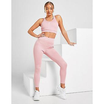 New Pink Soda Sport Women's Rib Stitch Tights from JD Outlet