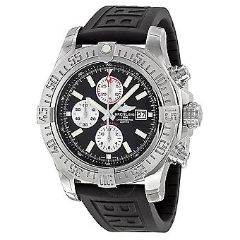 Breitling Super Avenger II Automatic Chronograph Men's Watch A1337111-BC29BKPD3