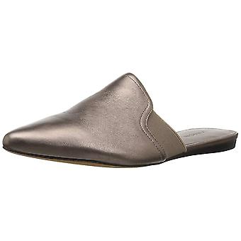 Vince Womens Nadette Leather Pointed Toe Casual Slide Sandals