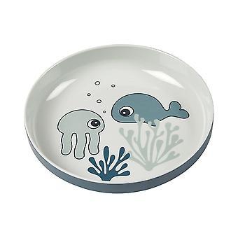 Gjort av Rådjur Smaskig Mini Plate Sea Friends Blå