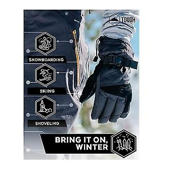Ski Snow Gloves  Waterproof  Windproof Winter Snowboard Gloves For Men Women