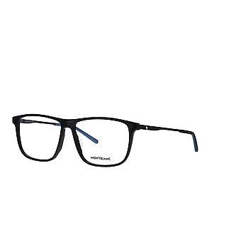 Montblanc MB0121O 001 Black Glasses