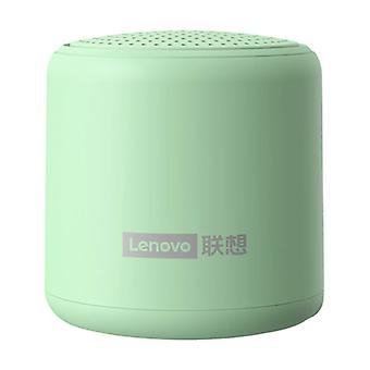 Lenovo L01 Mini Wireless Speaker - Wireless Speaker Bluetooth 5.0 Soundbar Box Green